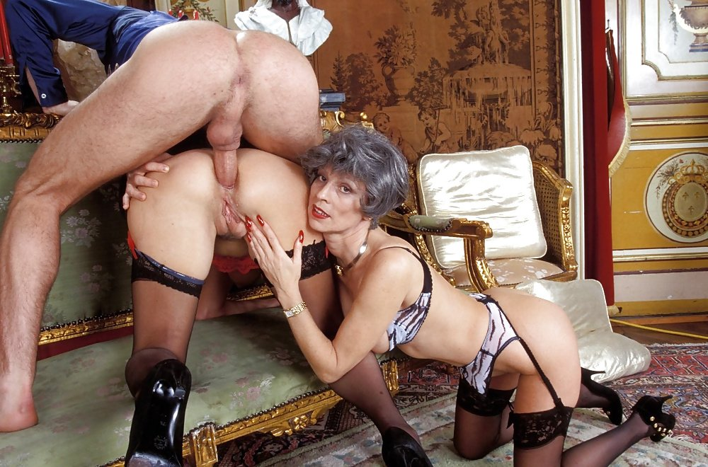 French Mature Porn Tube