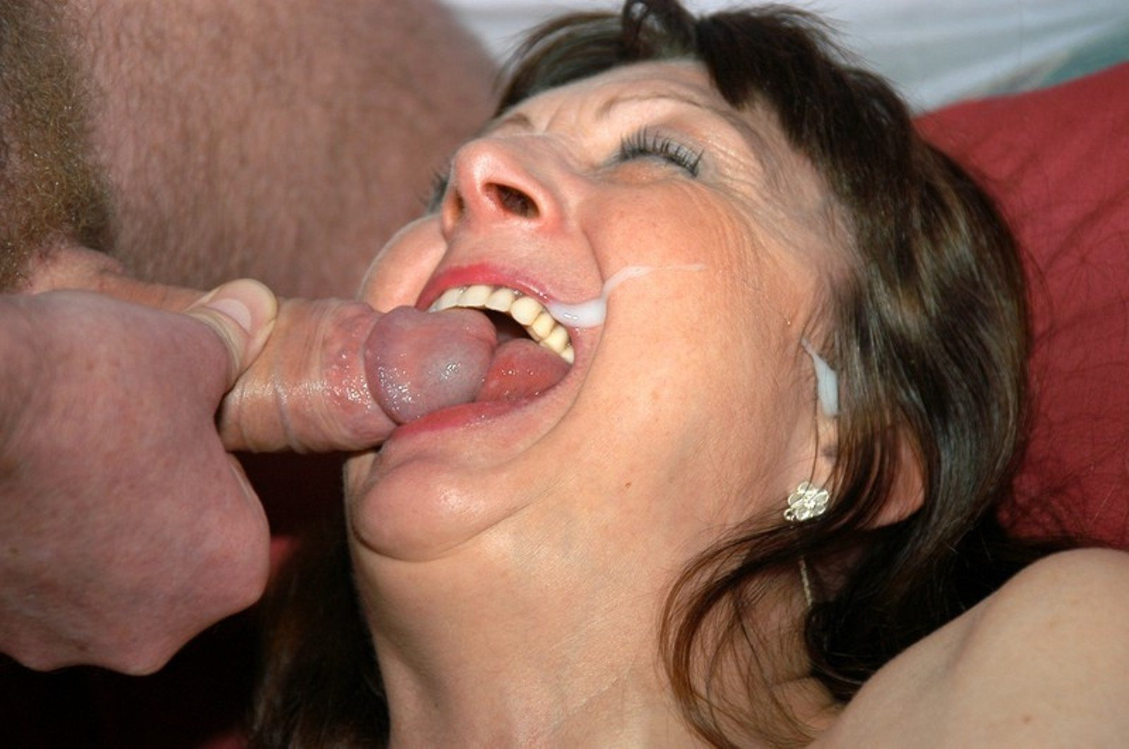 Dick in mouth pov sloppy drool on bbc white bbw cock worship free porn images