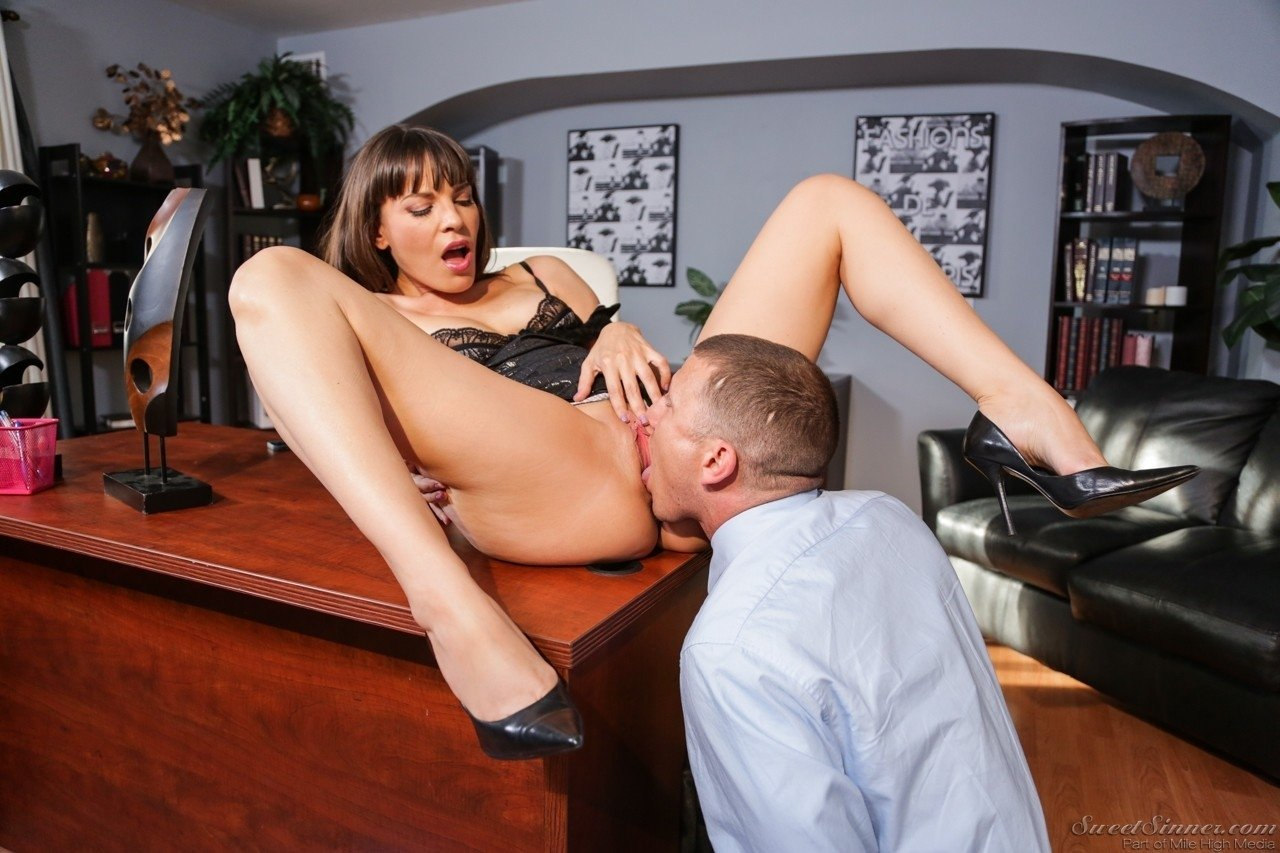 Office Asslicking And Anal