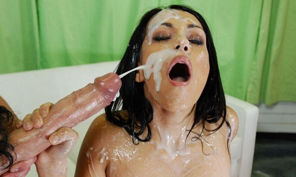 Fucked Up Facials Veronica Rayne Popular Facial Fetish Orgy House Sex Hd Pics