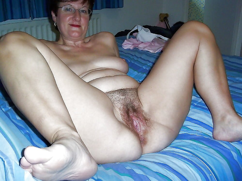 Homemade Old Pussy